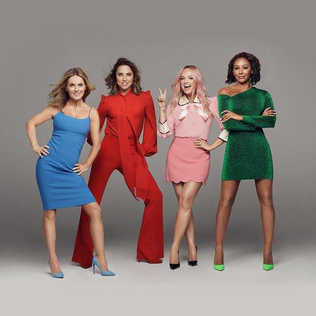 Spice Girls возвращаются: группа отправляется в турне - фото 157389