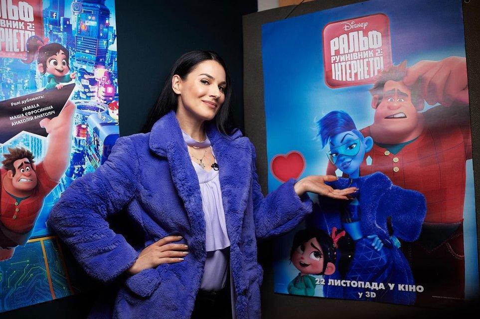 Маша Ефросинина, Анатолий Анатолич и Джамала озвучили новый мультфильм Disney - фото 157397