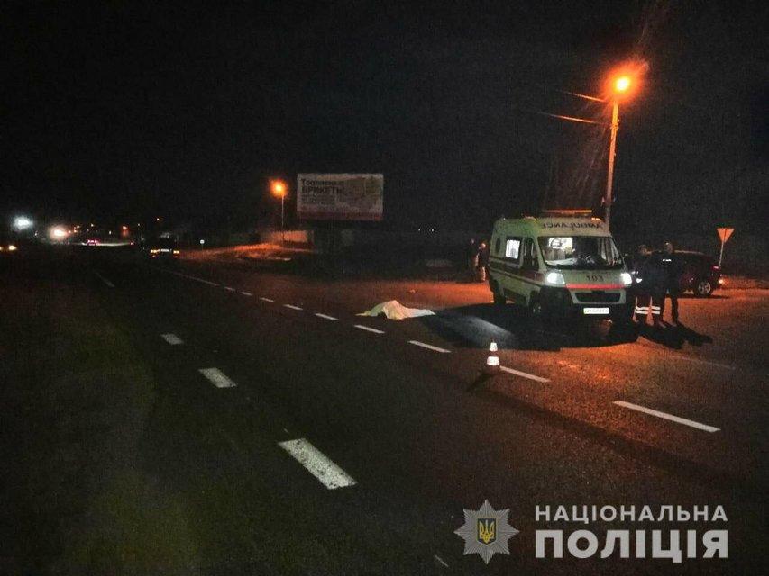 Под Харьковом водитель на Lexus насмерть снес людей на пешеходном переходе - фото 157464