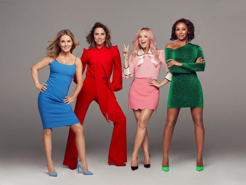 Виктория Бекхэм прокомментировала воссоединение 'Spice girls' без нее - фото 157608