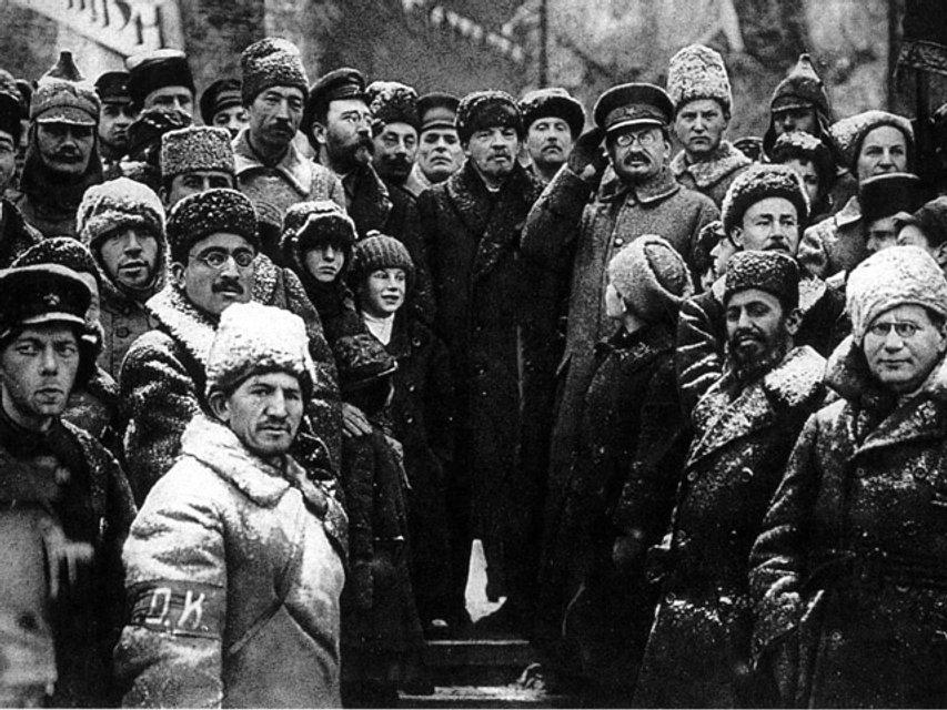 Зло на левом краю: Почему стал возможен Октябрьский переворот - фото 157777