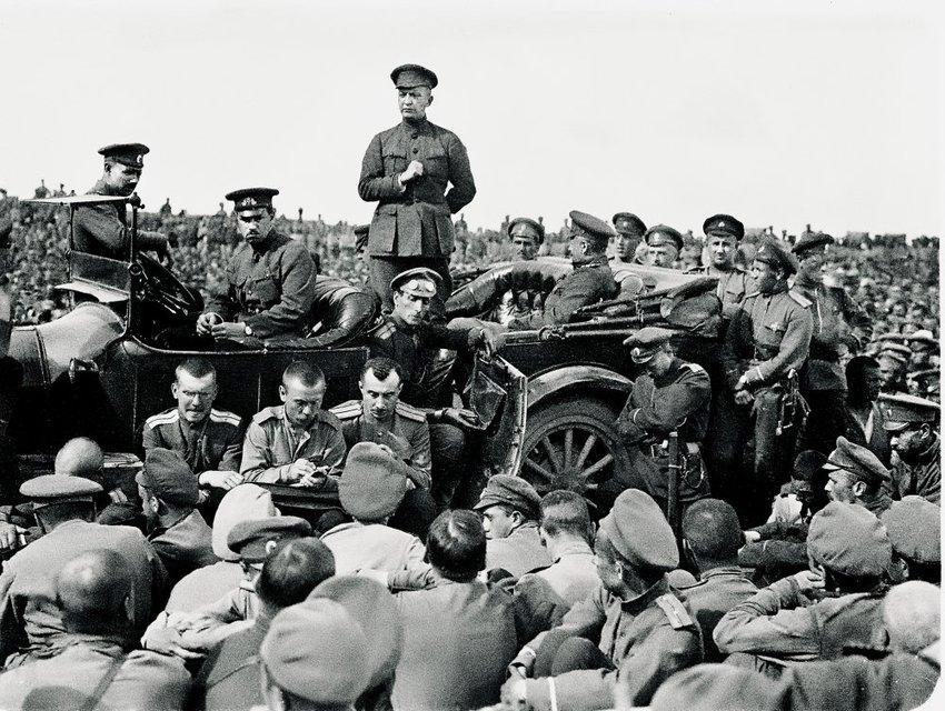 Зло на левом краю: Почему стал возможен Октябрьский переворот - фото 157779
