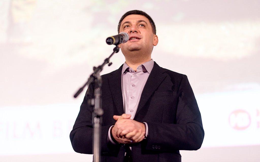 Дикое поле: Гройсман и более 1000 звездных гостей посетили предпоказ украинской ленты - фото 158009