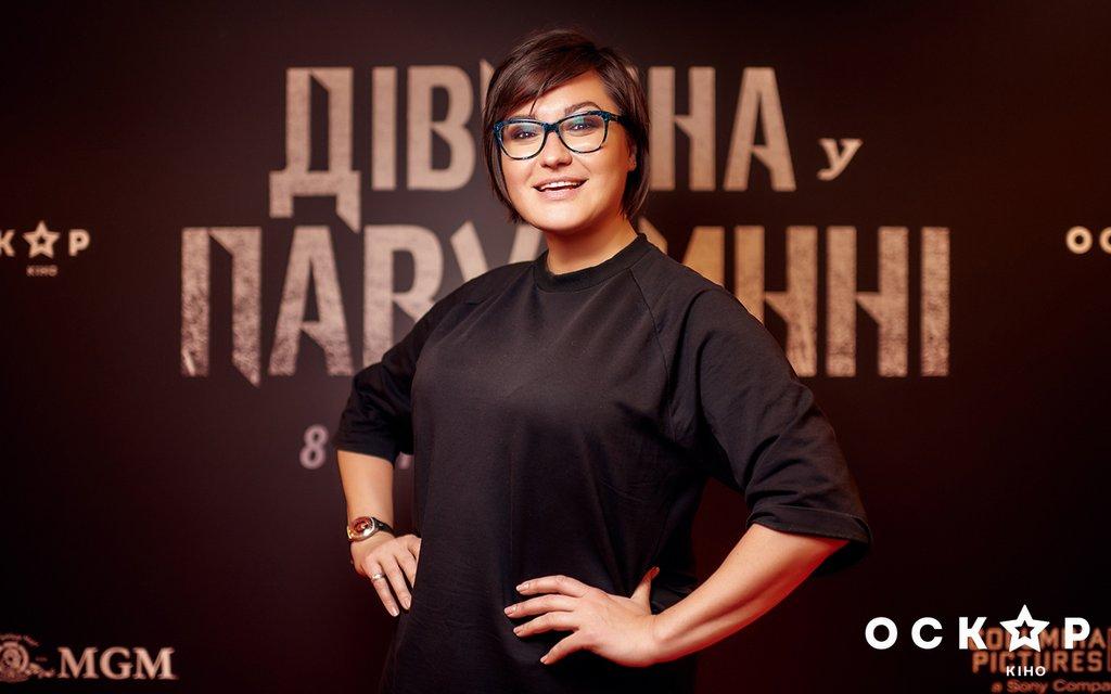 Девушка, которая застряла в паутине: на премьеру в Киеве собрались знаменитости - фото 158076