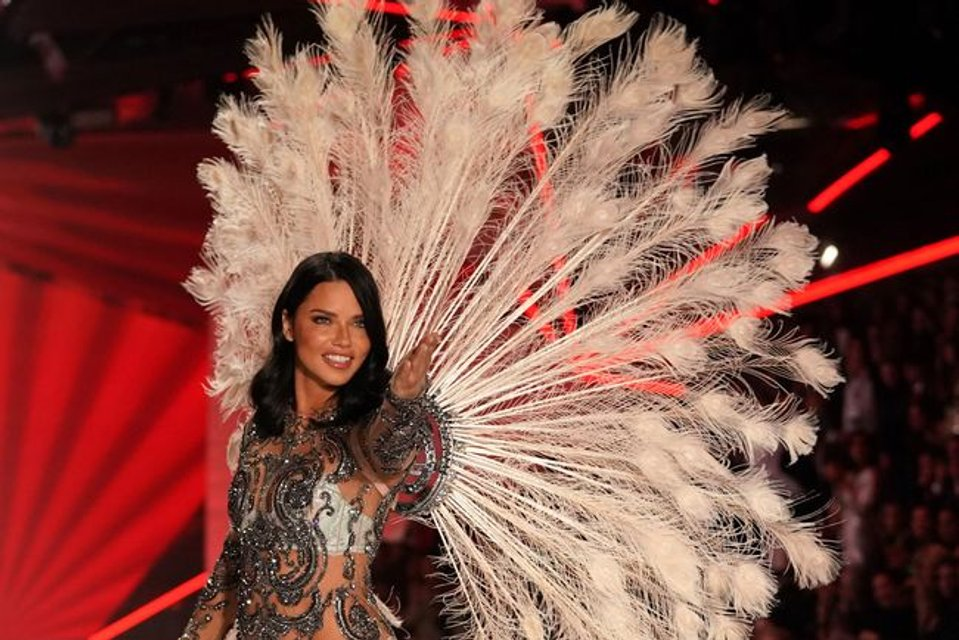 Спасибо, что научила летать: Адриана Лима трогательно попрощалась с Victoria's Secret - фото 158325