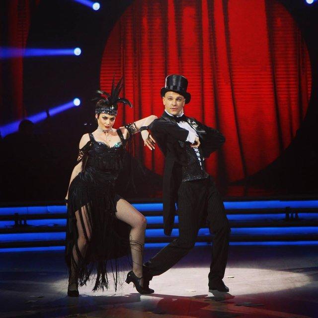 Танці з зірками 2018 12 выпуск онлайн: грандиозный четвертьфинал под пение звезд Украины - фото 158518