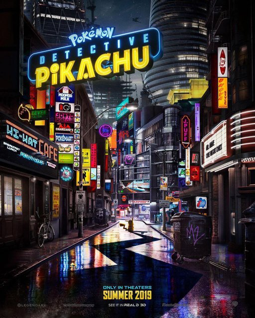 Покемон, Детектив Пикачу: появился первый трейлер фильма с Райаном Рейнольдсом - фото 158743