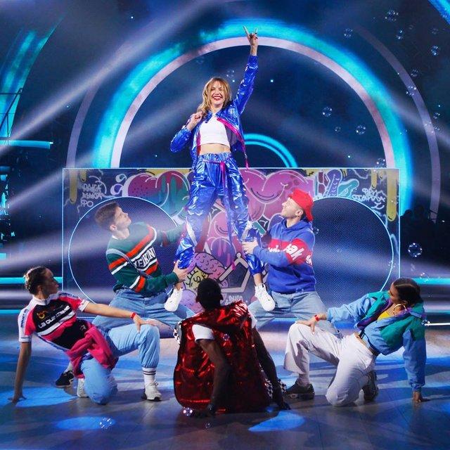 Танці з зірками 2018 13 выпуск онлайн: полуфинал с экс-участниками - фото 159816