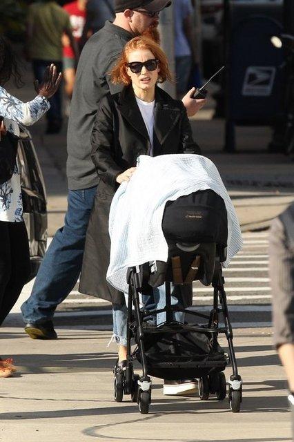 Голливудская актриса стала мамой еще полгода назад, но скрывала это - фото 159843