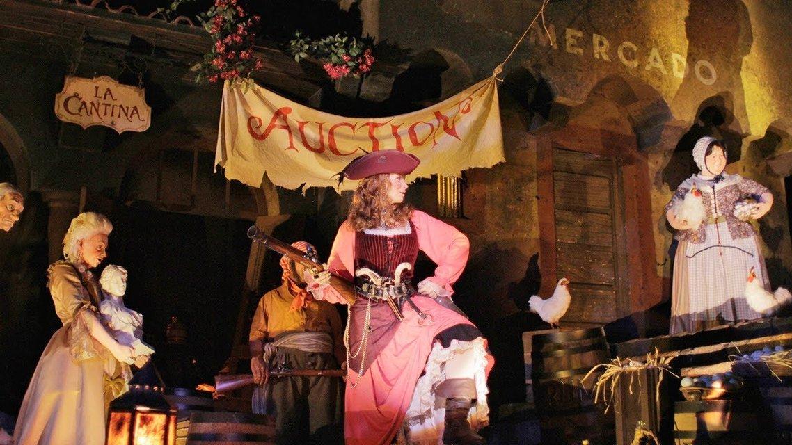 Пираты Карибского моря: героиней нового фильма станет женщина - фото 159884