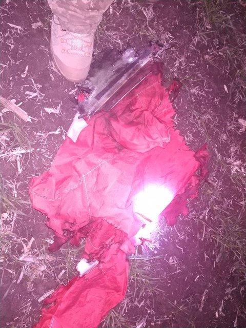 Украинские военные сбили очередной российский беспилотник (ФОТО) - фото 160093