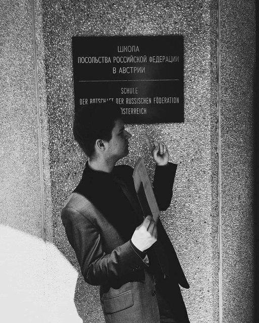 Сын представителя Украины в ОБСЕ Прокопчука постит в соцсетях фоточки с Путиным (ФОТО) - фото 160182