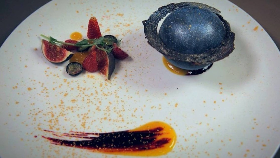 МастерШеф 8 сезон 26 выпуск онлайн: встреча кулинарной элиты, вегетарианское меню на кухне - фото 160614