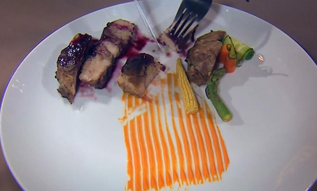 МастерШеф 8 сезон 26 выпуск онлайн: встреча кулинарной элиты, вегетарианское меню на кухне - фото 160618