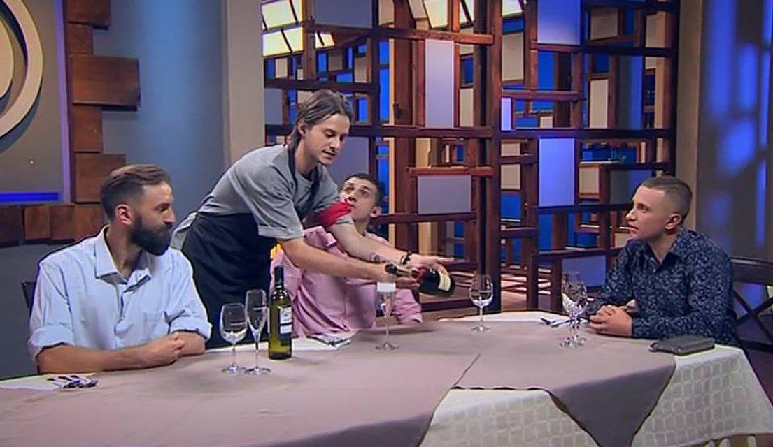 МастерШеф 8 сезон 26 выпуск онлайн: встреча кулинарной элиты, вегетарианское меню на кухне - фото 160623