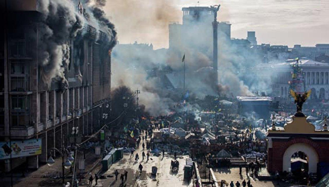Украинцев призывают бойкотировать KFC - фото 160707
