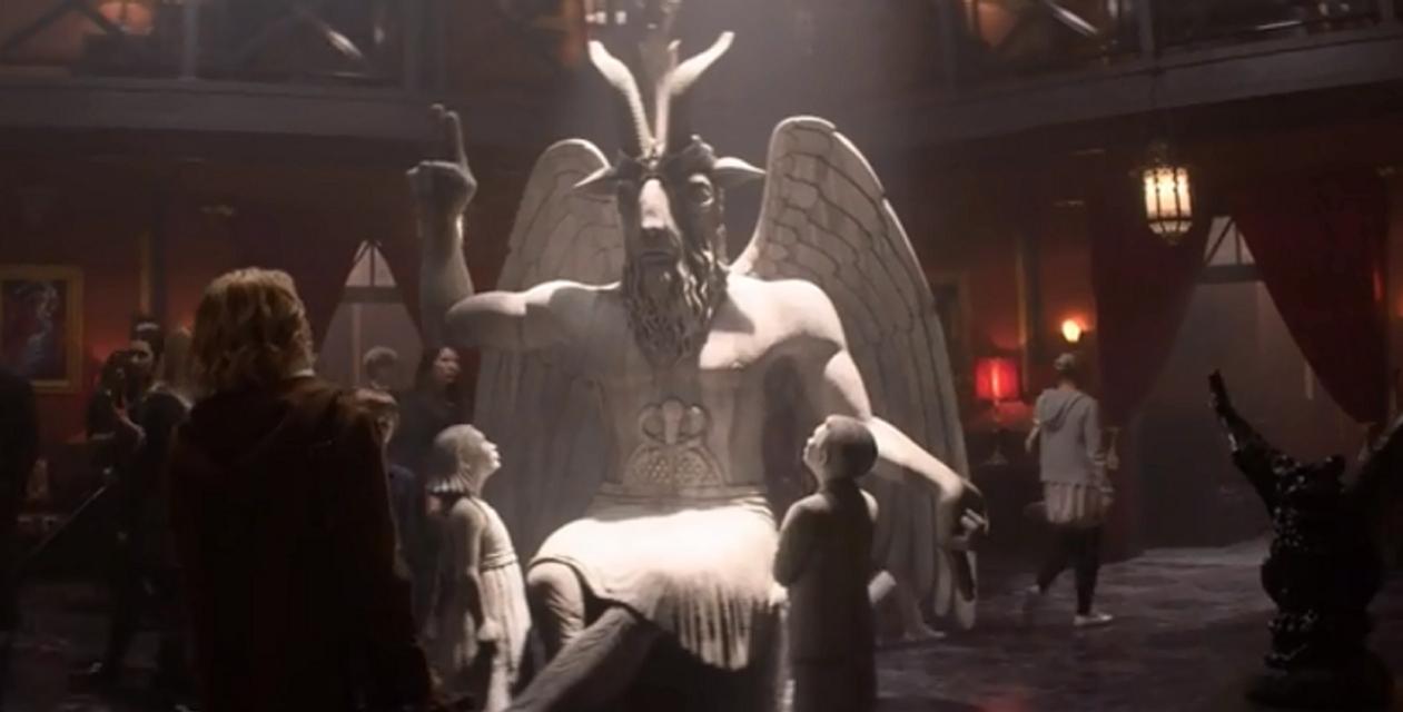 Сатанисты отсудили у Netflix и Warner Bros 50 миллионов долларов - фото 160720