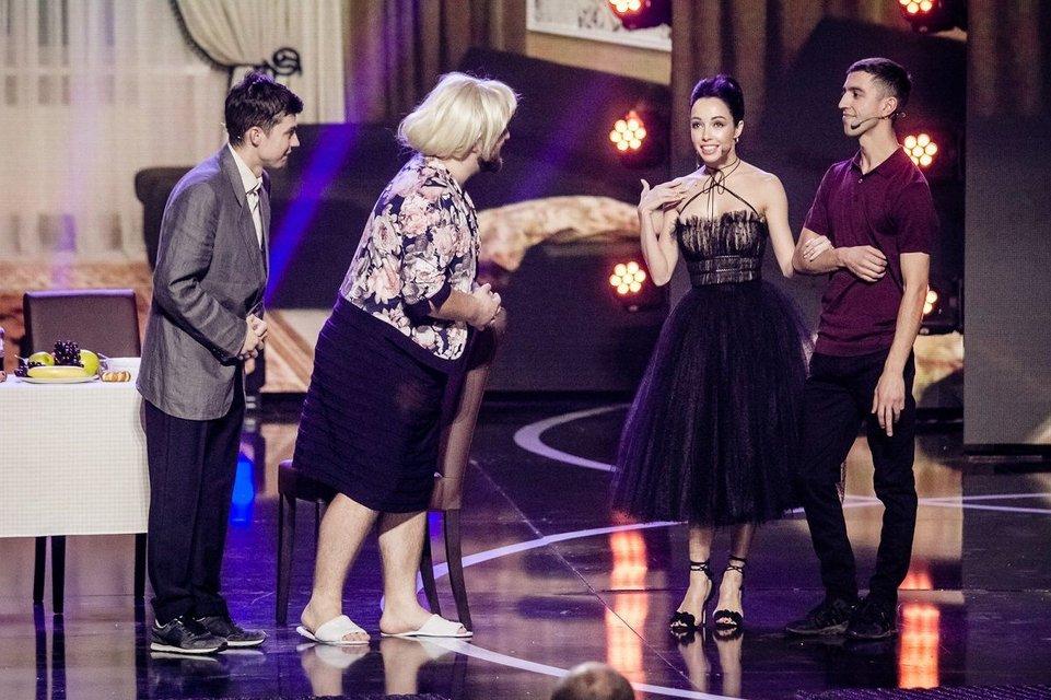 В финале Лиги смеха 2018 появится Екатерина Кухар - судья Танцев со звездами - фото 161016