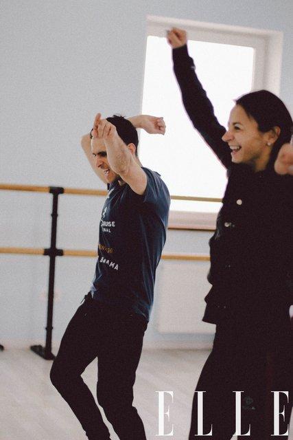 Танці з зірками: как участники готовятся к финалу (ФОТО) - фото 161103