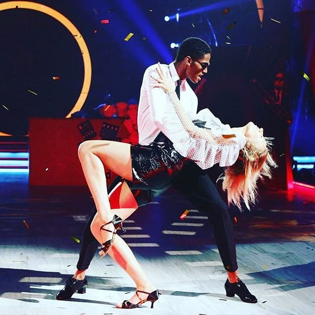 Танці з зірками 2018 14 выпуск онлайн: грандиозный финал - фото 161312