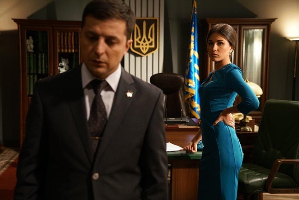 Звезда Слуги Народа снимается в оккупированном Крыму - фото 161689