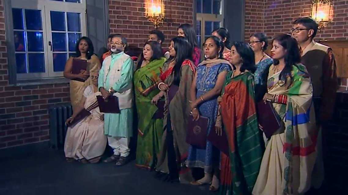 МастерШеф 8 сезон 28 выпуск онлайн: эстафета и встреча дипломатов индийского посольства - фото 161941