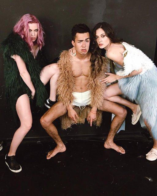 Топ-модель по-украински: участник-гей признался, что живет с двумя девушками - фото 162022