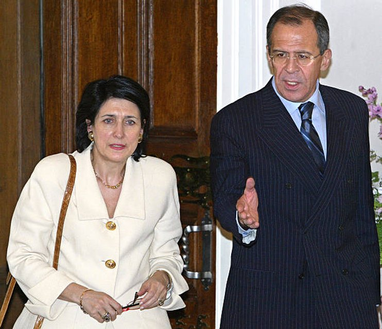 Саломе Зурабишвили – биография нового грузинского президента - фото 162047