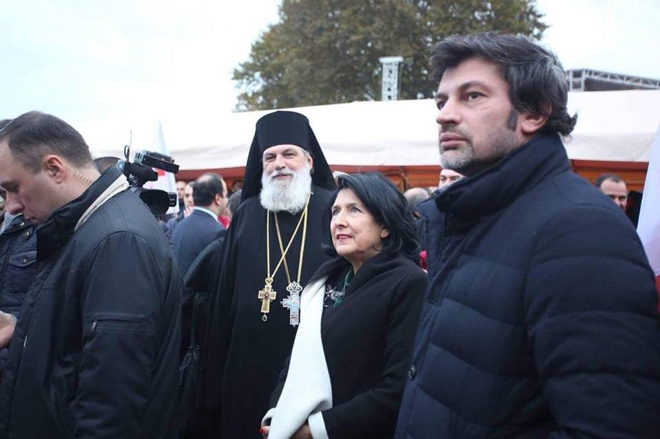 Саломе Зурабишвили – биография нового грузинского президента - фото 162051