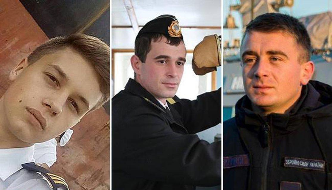 Плененные русскими украинские моряки обречены быть предметом торгов и будут сидеть - фото 162085