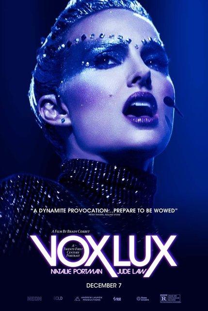 Натали Портман спела песню Sia в новом трейлере фильма 'Голос люкс' - фото 162106