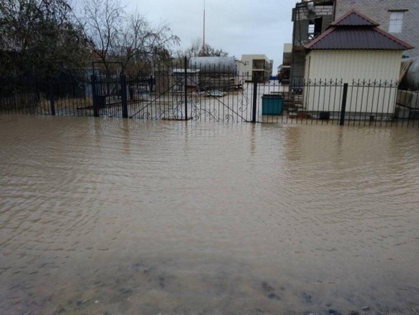 В Запорожье затопило базы отдыха - фото 162417