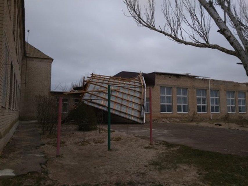 В Запорожье затопило базы отдыха - фото 162418