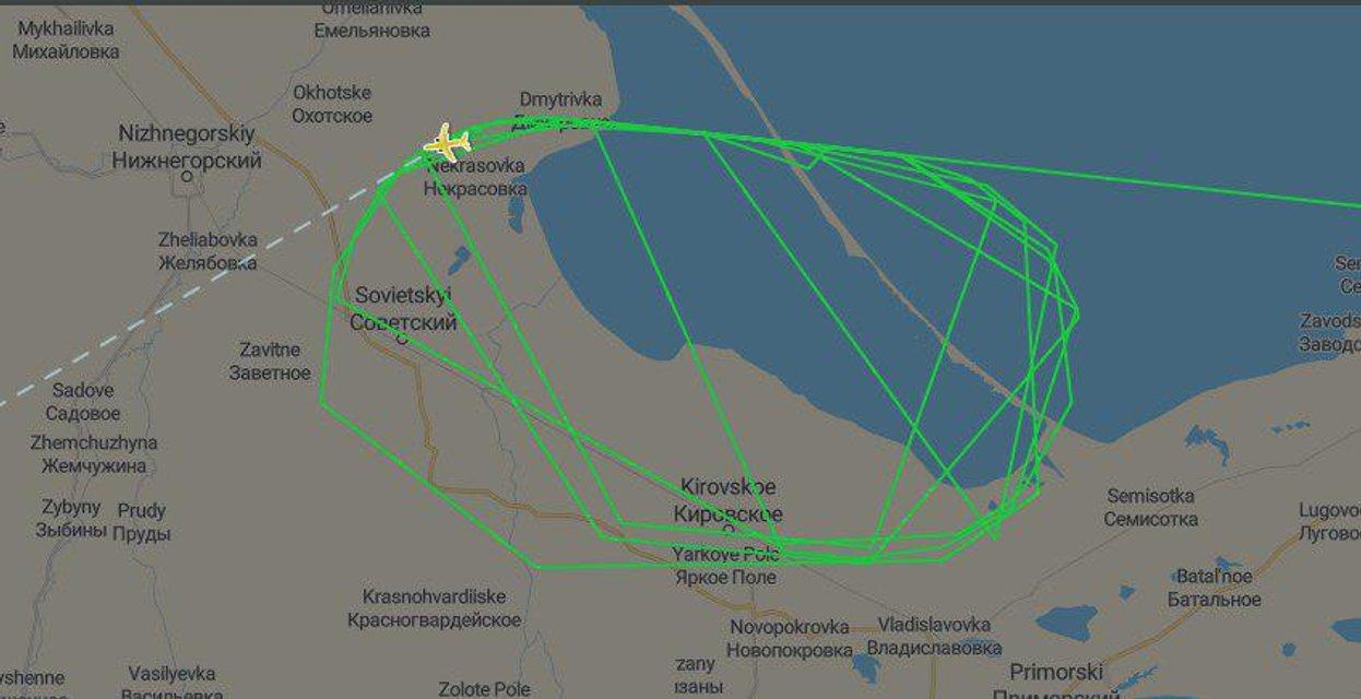 Путин делает из Крыма закрытую военную базу - фото 162620