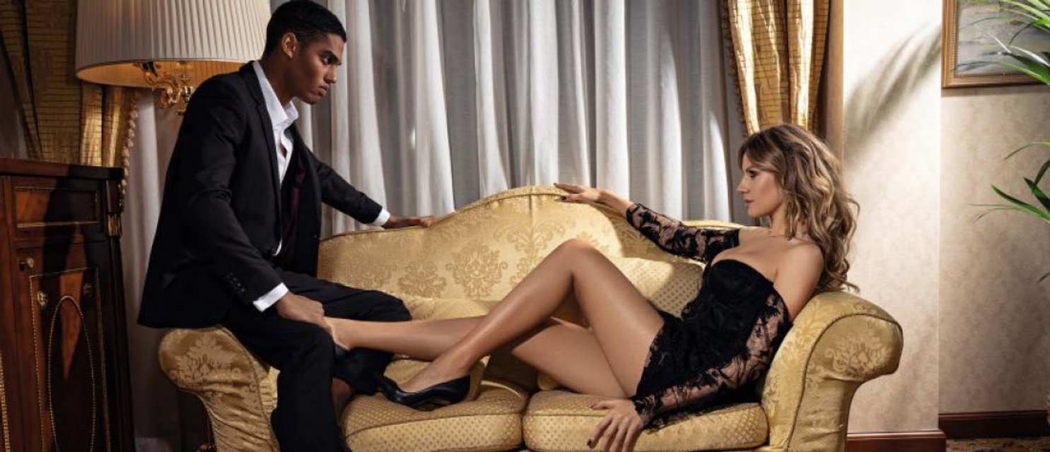 Леся Никитюк без белья снялась для мужского журнала - фото 162674