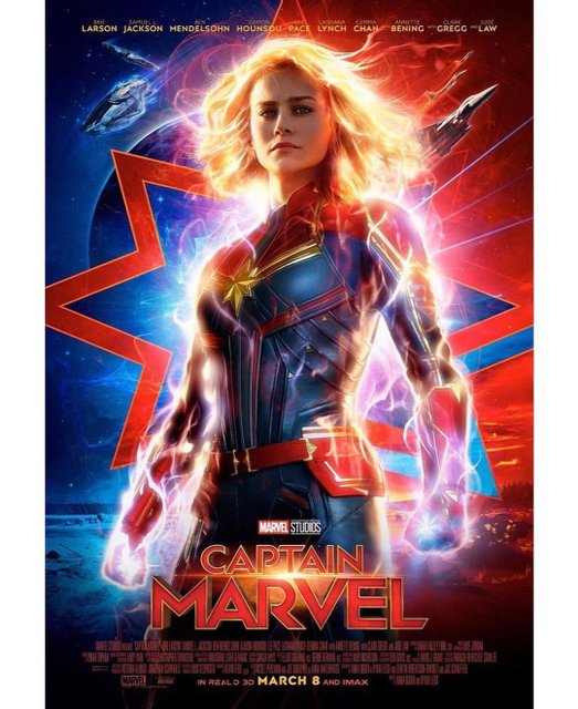 Капитан Марвел: вышел новый трейлер супергеройского боевика - фото 162784