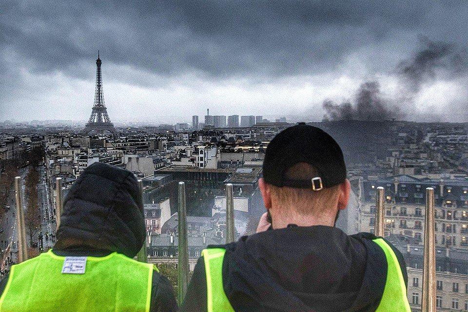 Желтые жилеты: Почему протесты во Франции притихнут, но не окончатся - фото 162987