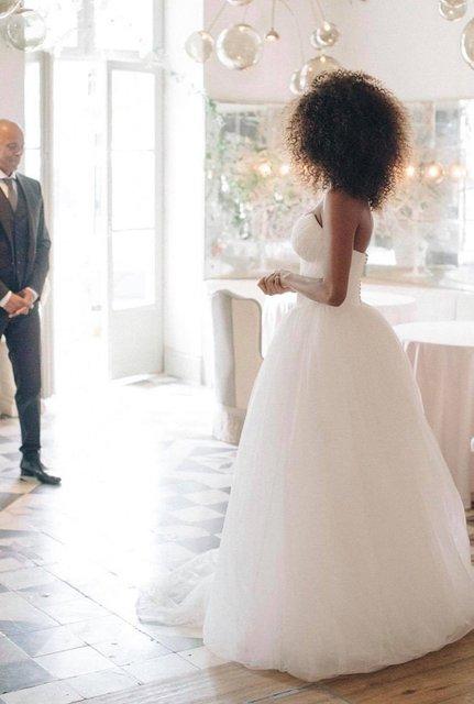 Тина Кунаки показала новые свадебные фото - фото 163059