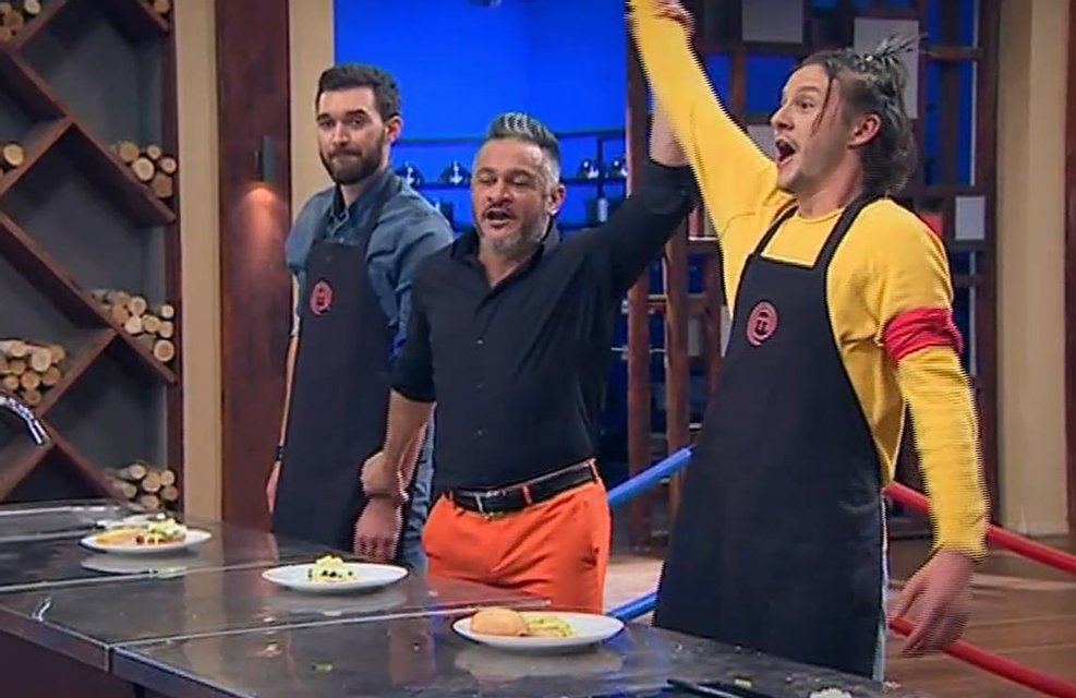 МастерШеф 8 сезон 30 выпуск онлайн: кулинарный ринг в приготовлении блюд грузинской кухни - фото 163096