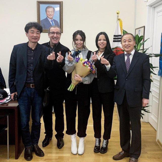 За вклад в укрепление корейского имиджа: Дорофеева похвасталась необычной наградой - фото 163237