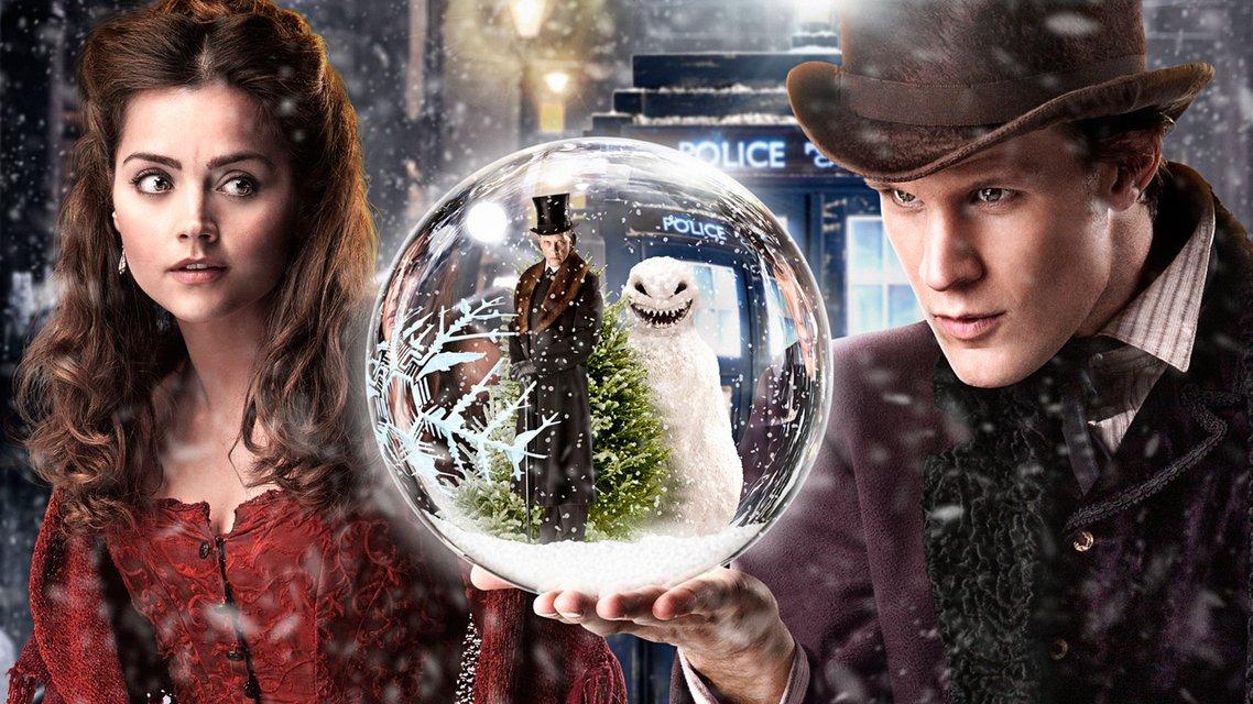 Что посмотреть на Рождество и Новый Год: Спецвыпуски популярных сериалов - фото 163389