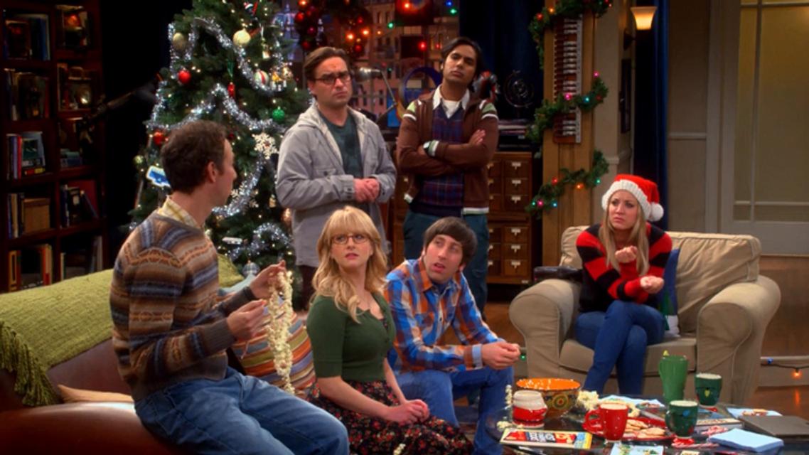Что посмотреть на Новый Год: спецвыпуски популярных сериалов - фото 163400