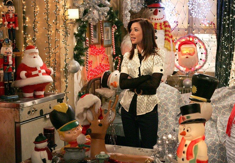 Что посмотреть на Рождество и Новый Год: Спецвыпуски популярных сериалов - фото 163411
