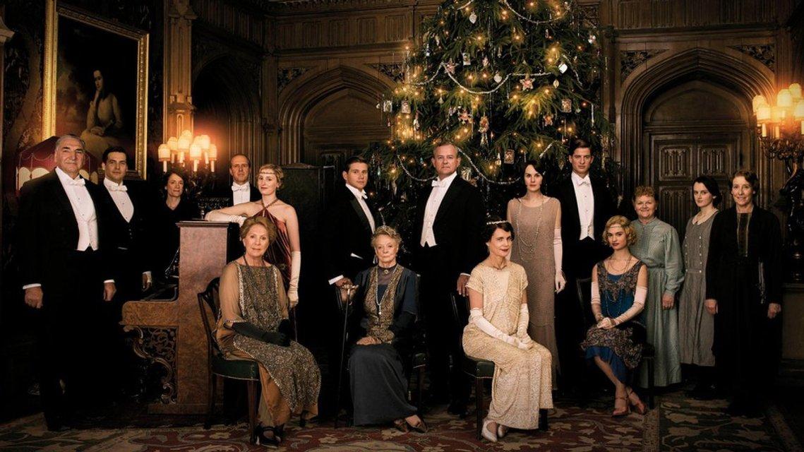 Что посмотреть на Рождество и Новый Год: Спецвыпуски популярных сериалов - фото 163421
