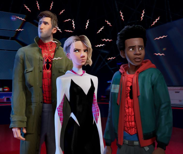 Человек-паук: Сквозь вселенные - Эту вселенную Паучка не хороним - фото 164035