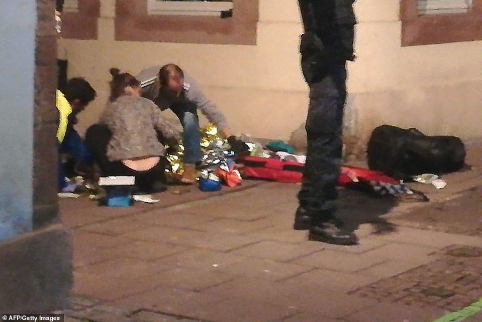 Террористический акт унес жизни 3 человек - фото 164106