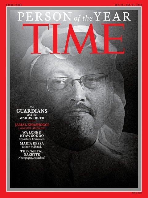 'Человеком года' по версии Time стала группа журналистов - среди них Аркадий Бабченко - фото 164113