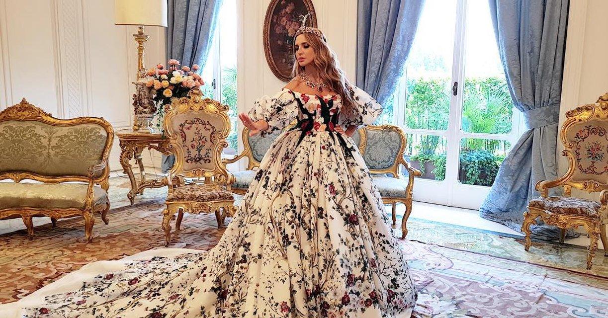 Оксана Марченко стала моделью Dolce & Gabbana - фото 164232