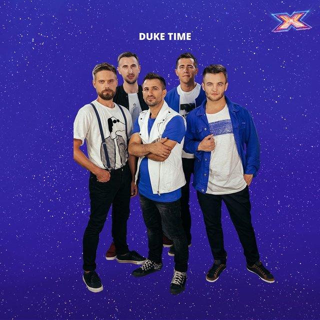 Х-фактор 9 сезон 16 выпуск: Группа 'DUKE TIME' покинул шоу в 4 прямом эфире - фото 164792