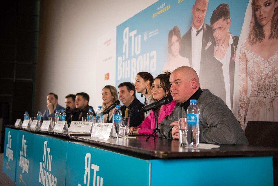 Признания актеров и впечатления зрителей: в Киеве состоялась премьера 'Я, ты, он, она' - фото 165317